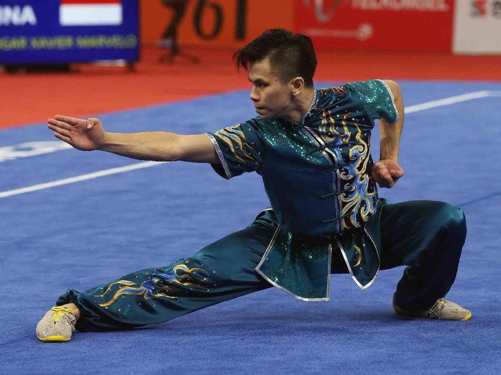 Bulan Depan Wushu Mulai Pelatnas untuk SEA Games 2019
