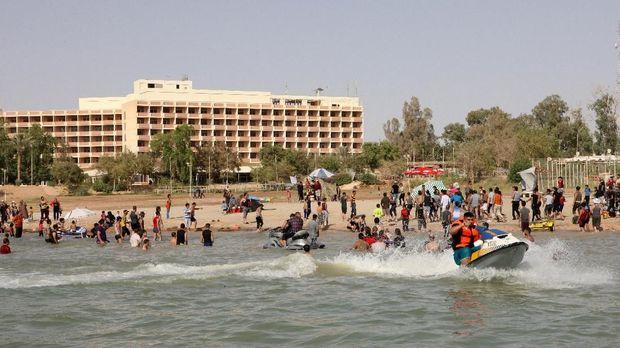 Ramadan di Irak dan Ikan Soekarno [EBG]
