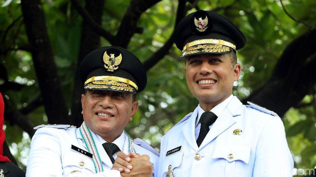 Kata Edy Rahmayadi Dukung Jokowi atau Prabowo di Pilpres 2019