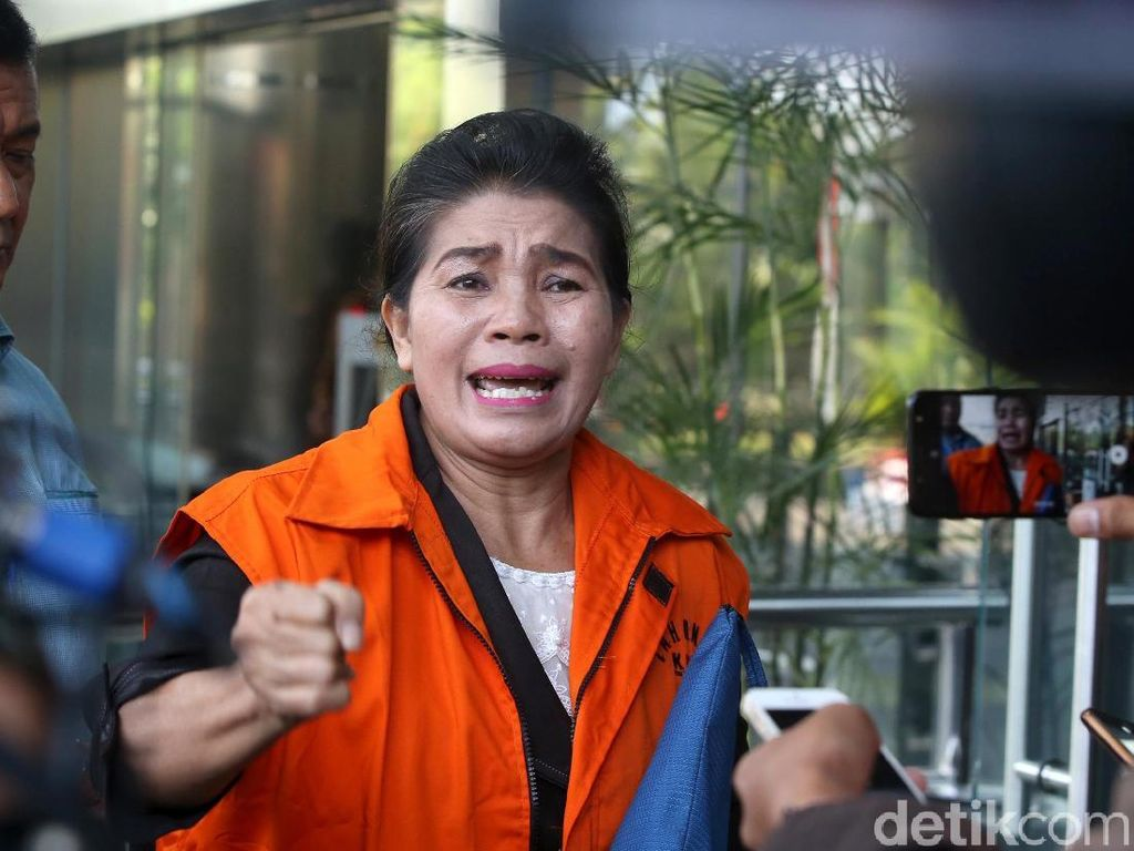 Merasa Dikorbankan di OTT KPK, Hakim Merry Tak Ajukan Praperadilan