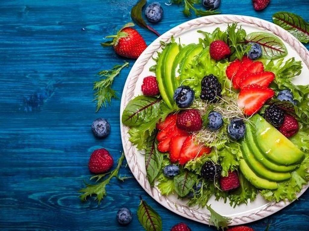 Selain Diet Keto, Diet Vegetarian Juga Diprediksi Bakal Ngetren di 2019