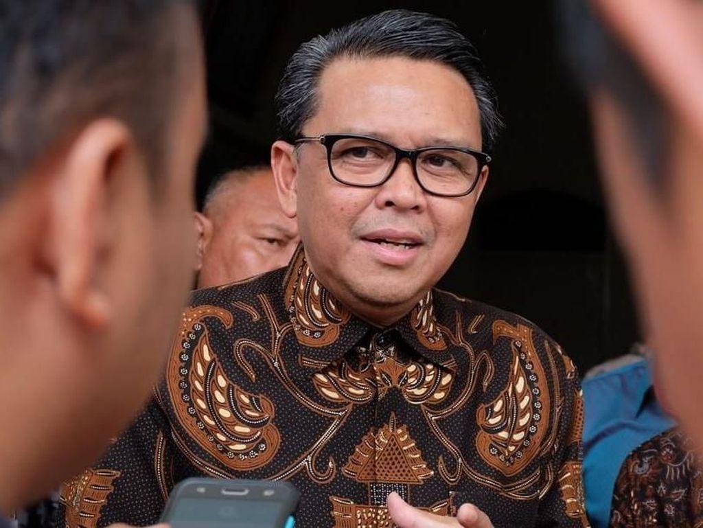 Presentasi di Bappenas, Gubernur Sulsel Usul Mattoanging-MRT Masuk Prioritas