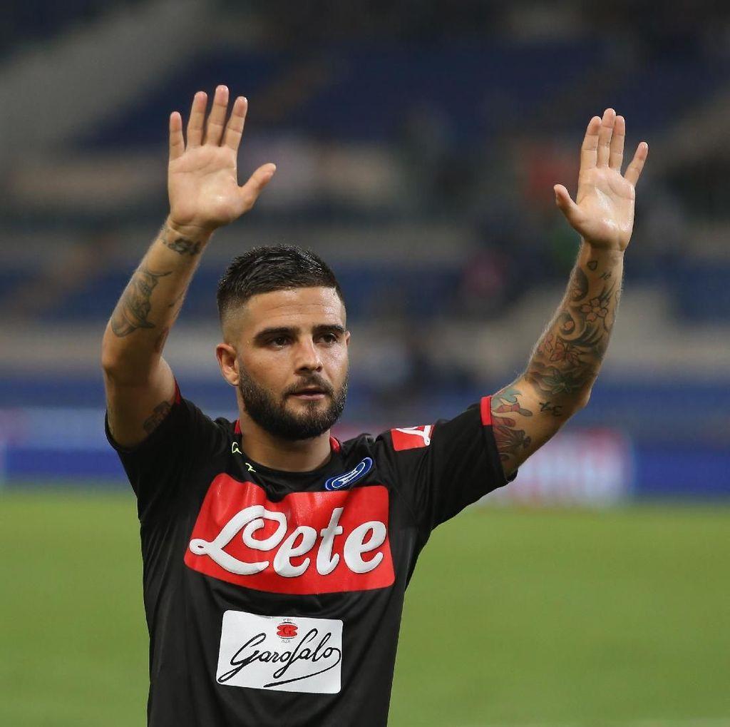 Sudah Kompetitif, Kapan Napoli Dapat Trofi Lagi?