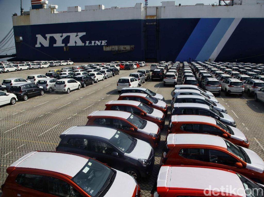 Ekspor Mobil Naik 25%, Impor Berkurang 12%, Oke Ya?