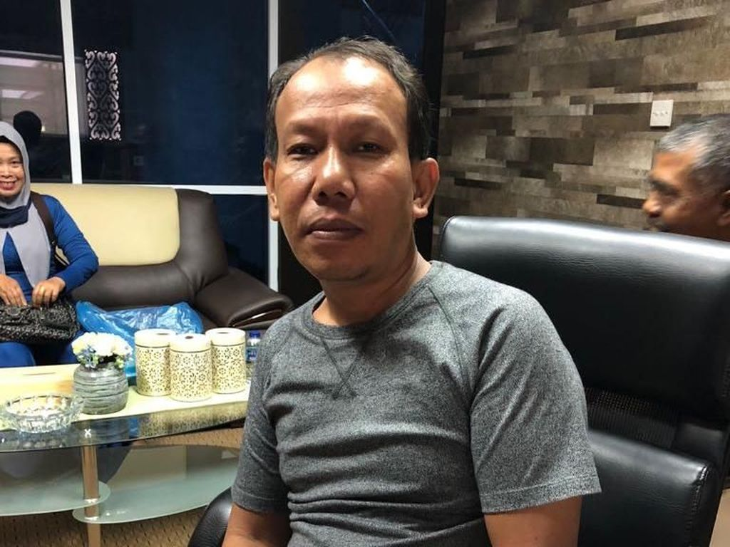 Koruptor Rp 2,6 M Ditangkap Usai Buron 4 Tahun, Ini Tampangnya