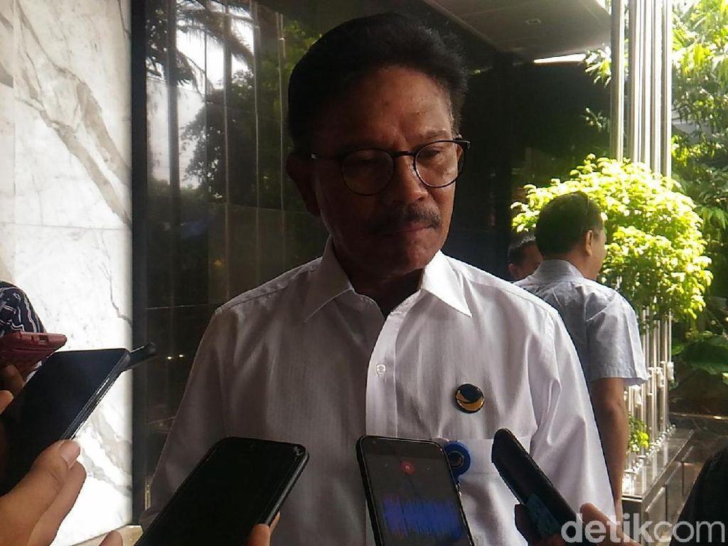 NasDem: Jika Hanya Kritik, Oposisi Buat Rupiah Kian Gonjang-ganjing