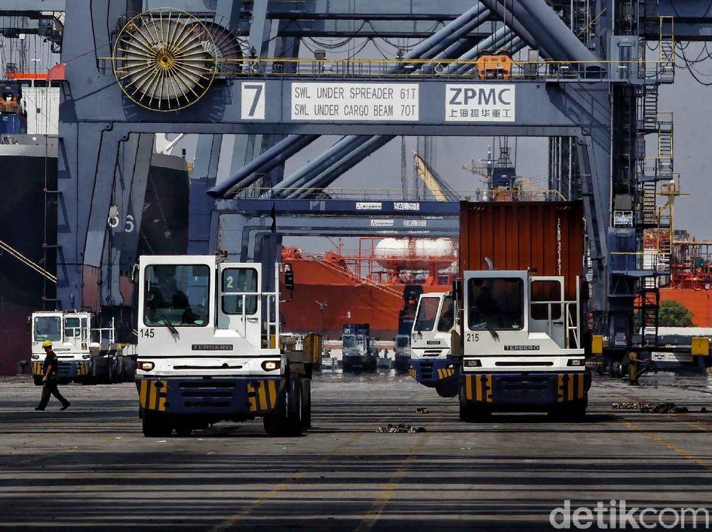Duh, Biaya Logistik RI Kalah Murah dari Vietnam hingga Malaysia