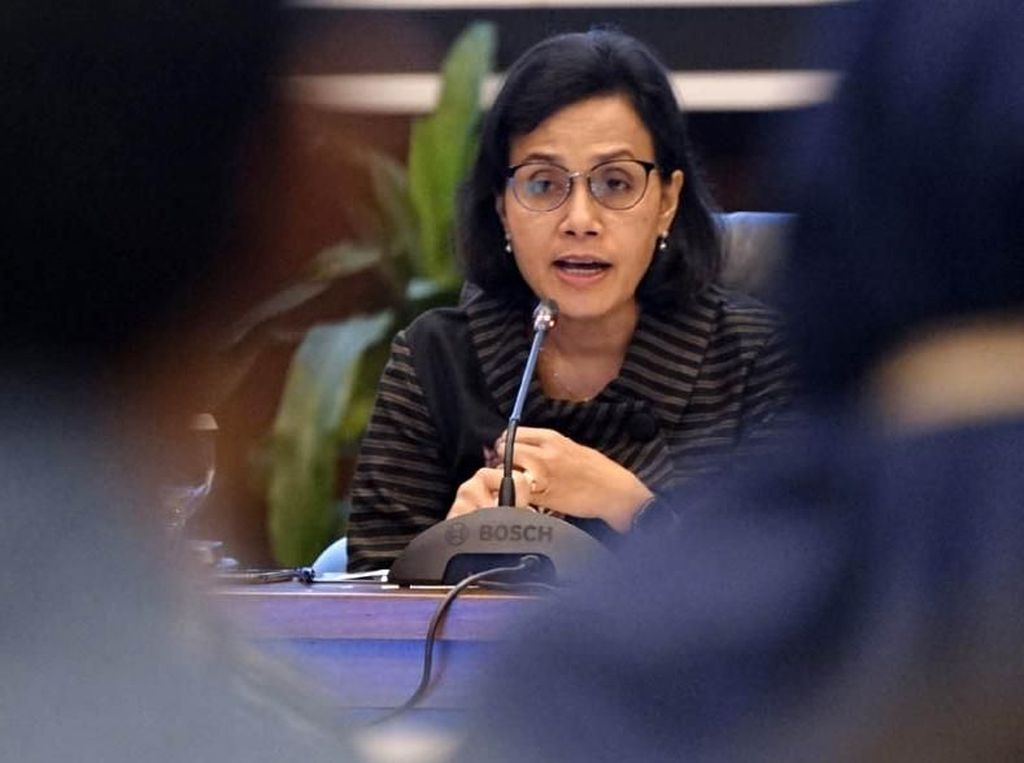 Dana Asing Cabut, Sri Mulyani: Gara-gara Transaksi Berjalan Defisit