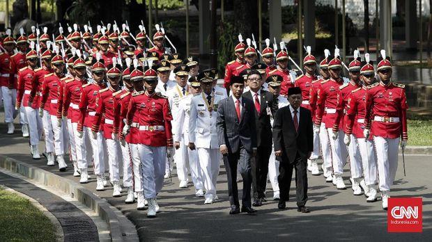 'Bajak' Kepala Daerah dan Upaya Amankan Suara Jokowi