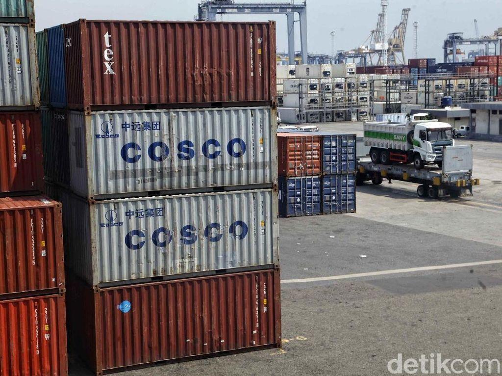 Duh, Biaya Logistik RI Paling Mahal di Asia