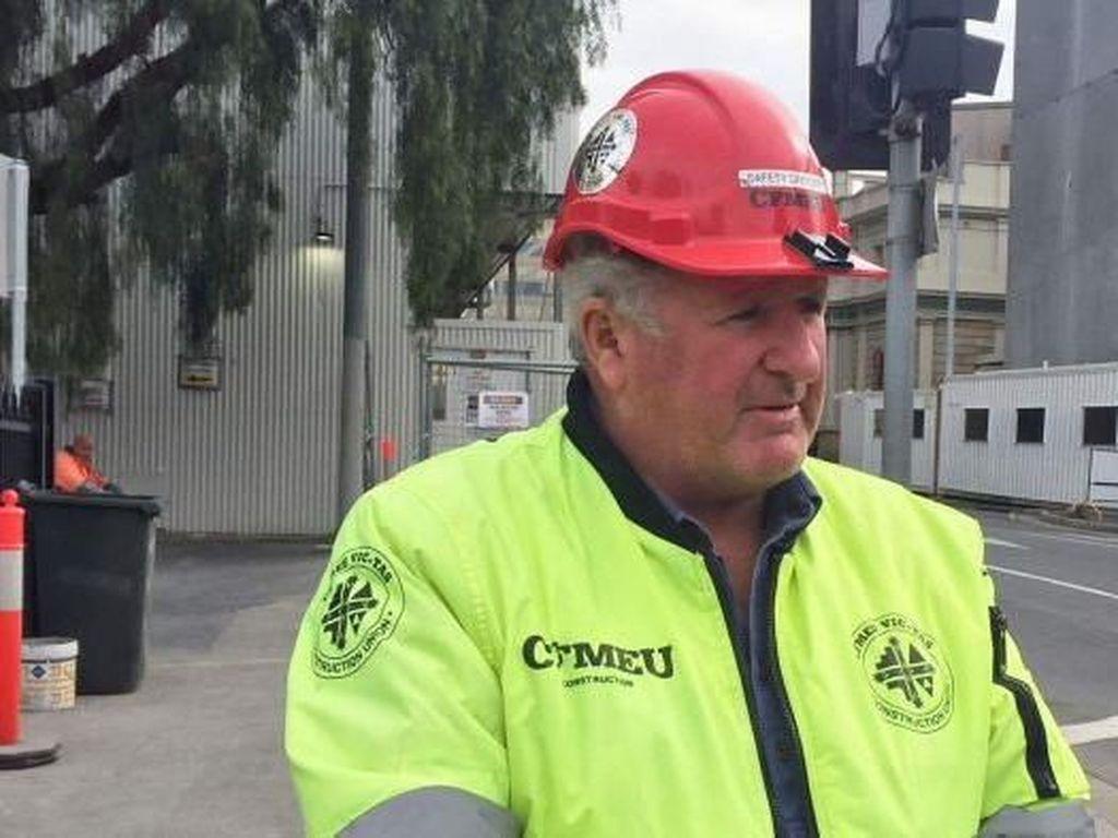 Ratusan Pekerja Bangunan China Mogok di Tasmania karena Gaji Belum Dibayar