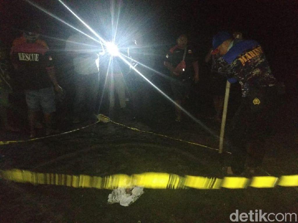 Mayat Bayi Laki-laki Ditemukan di Pantai Parangkusumo Bantul
