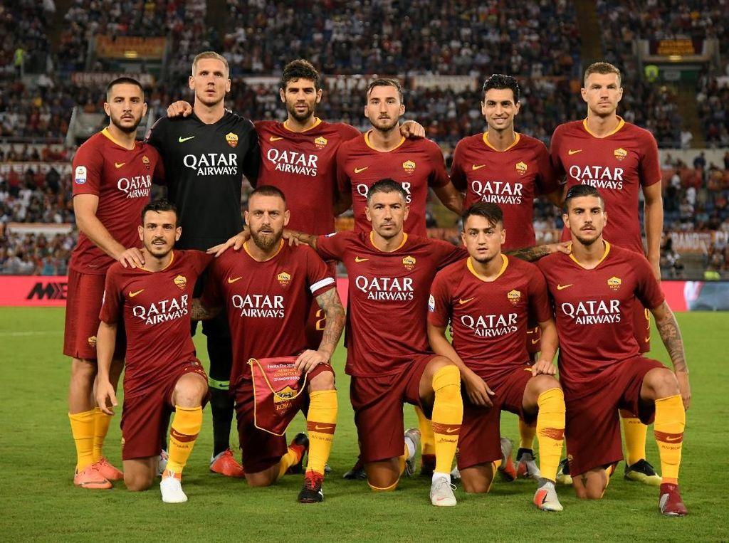 Real Madrid Bakal Menghormati Roma