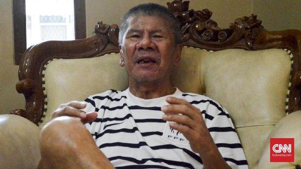 Benny Dolo tengah menjalani masa pemulihan usai operasi tumor.