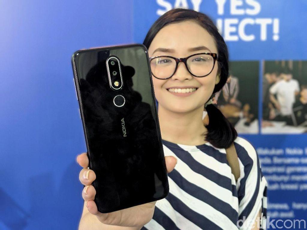 Wow! Dua Tahun Ponsel Nokia Terjual 70 Juta Unit