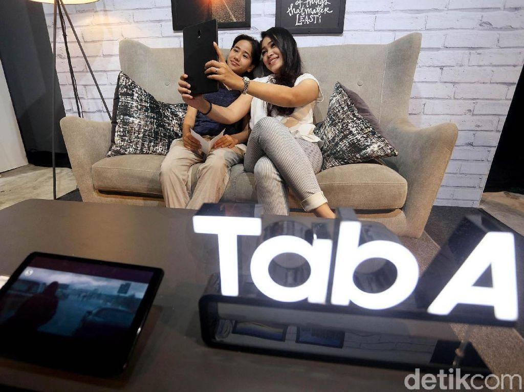 Samsung Luncurkan Galaxy Tab A 10.5 yang Ramah Anak