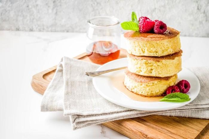 Dari Jepang Ada Dorayaki hingga Fluffy Pancake yang Empuk
