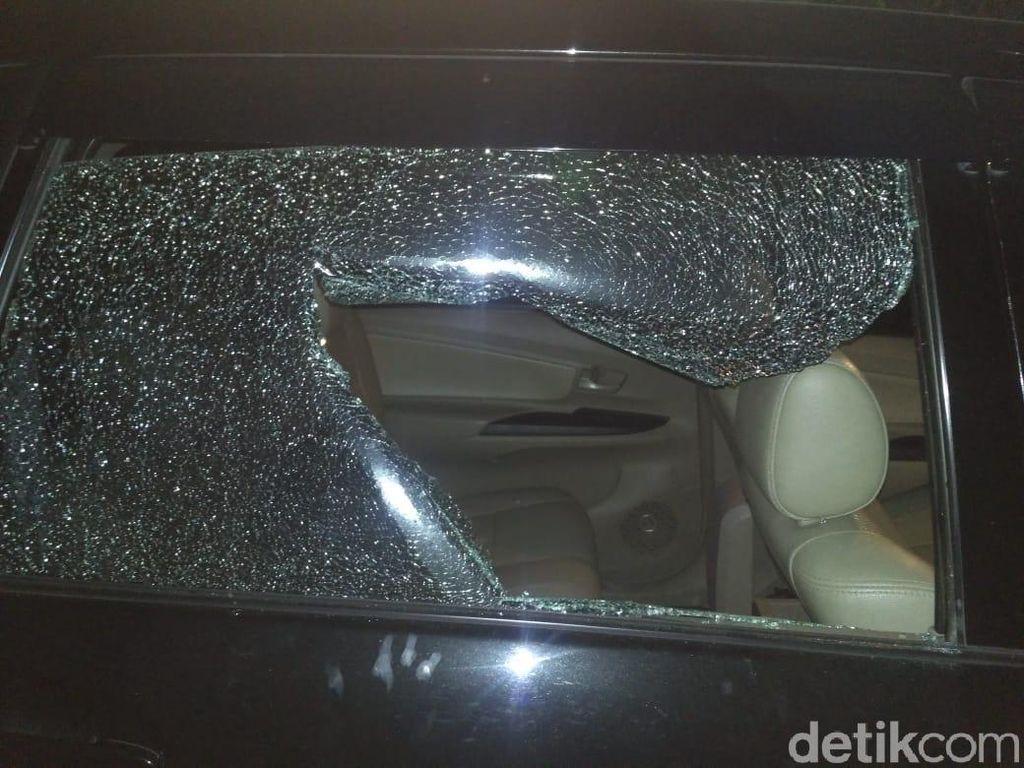 Polisi Masih Kejar Pembobol Mobil Tim Investigasi ORI DIY