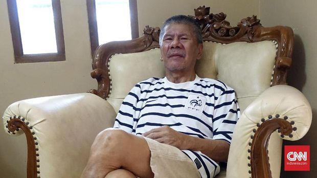 Benny Dolo sedang dalam pemulihan tubuh usai menjalani operasi tumor.