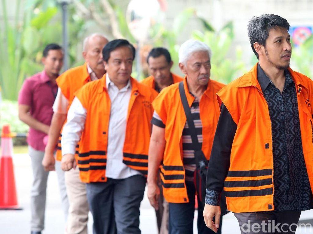 Tak Ikut 41 Rekannya ke Bui, Waket DPRD Malang: Saya Diselamatkan
