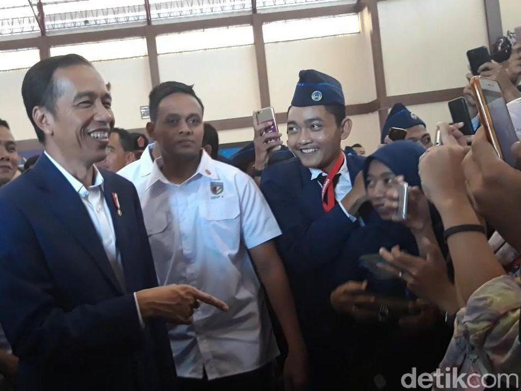 Dikritik Soal Moge Saat Asian Games, Jokowi: Yang Nggak Senang Politisi