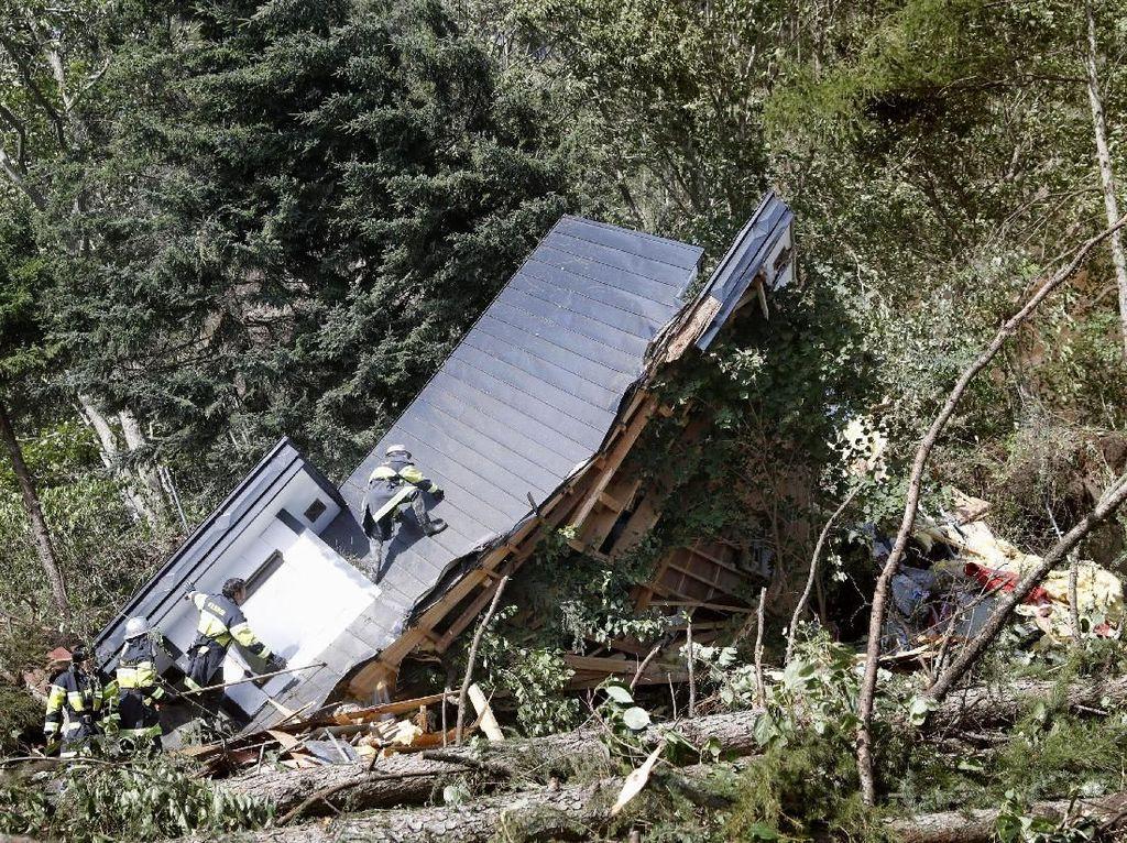 Sudah 30 Orang Tewas Akibat Gempa dan Tanah Longsor di Jepang