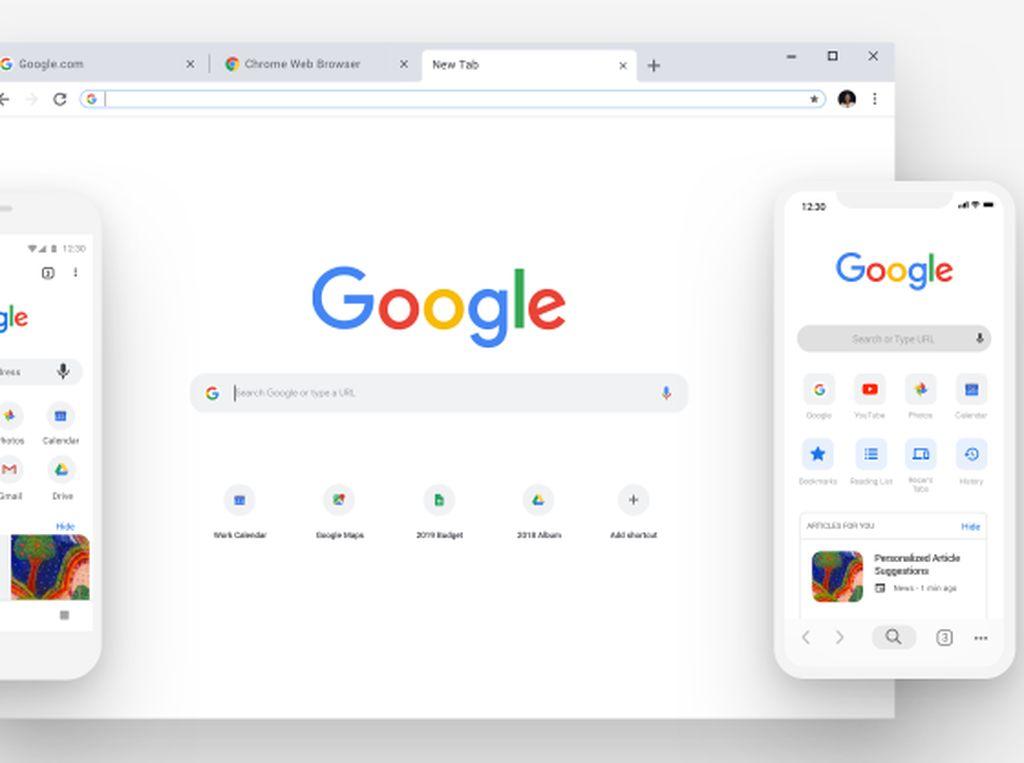 Cara Utak-atik Font di Google Chrome Sesuai Keinginan Kamu