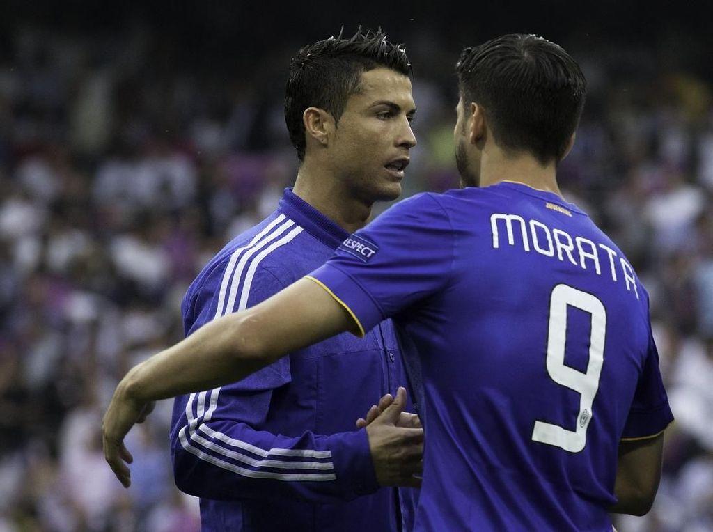 Ronaldo Pergi Bukan Karena Ruang Ganti Madrid Tak Harmonis