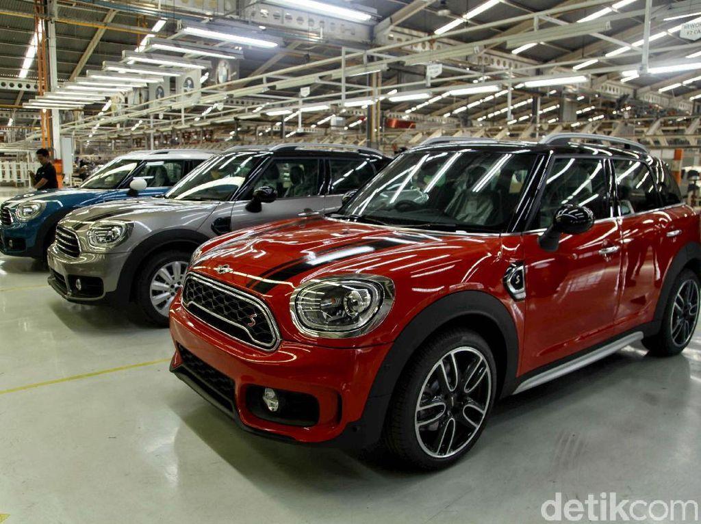 Ini yang Buat Mobil Mewah MINI Makin Populer di Indonesia