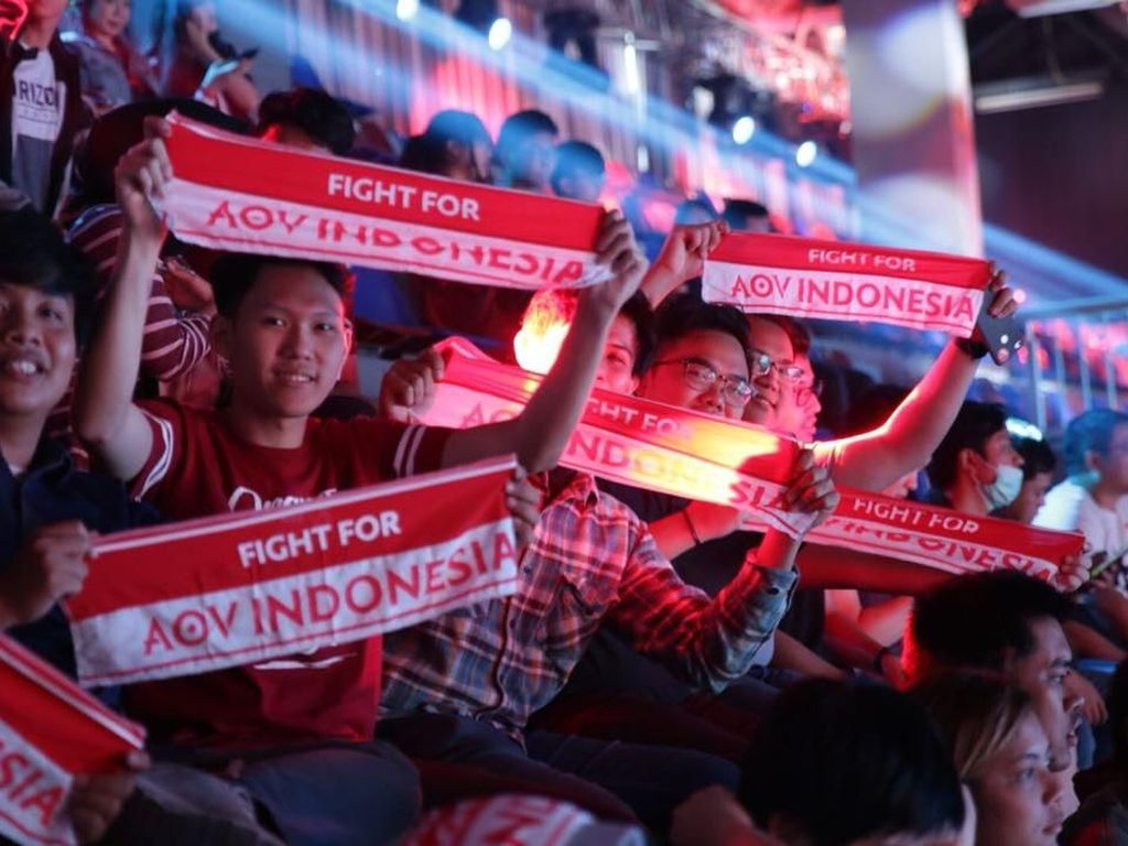 Pejuang-pejuang AOV dan Wiro Sableng