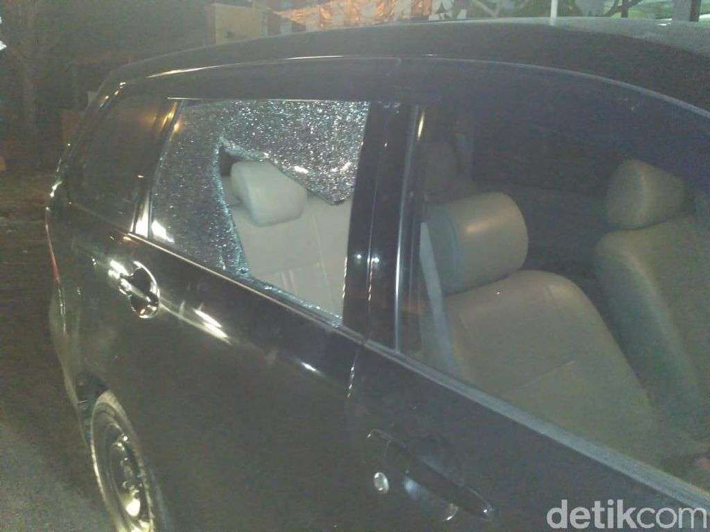 ORI DIY Curiga Pembobolan Mobil Tim Investigasi Bukan Pencurian Biasa