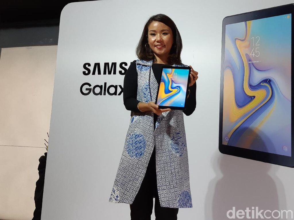 Samsung Rilis Tablet Ramah Anak Galaxy Tab A 2018