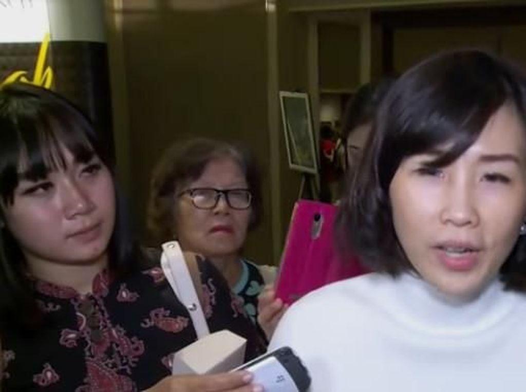 Potret Polwan Calon Istri Ahok Kawal Veronica di Peluncuran Buku