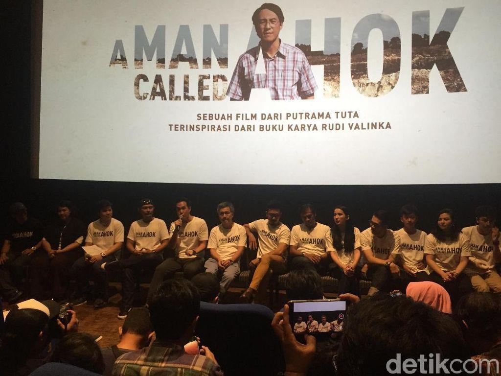 Sudah Turun Layar, A Man Called Ahok Bakal Keliling Tayang di Luar Bioskop