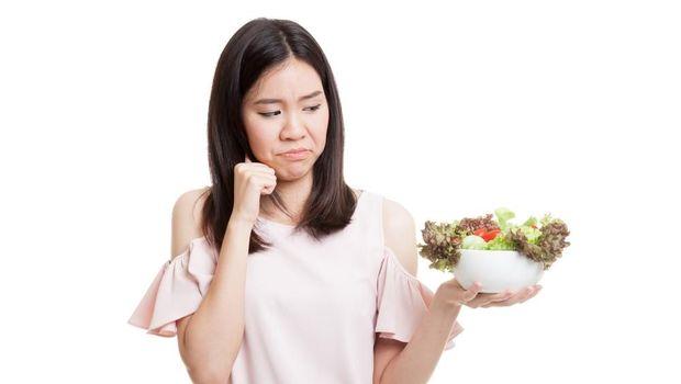 Ilustrasi cara menyimpan buah dan sayur