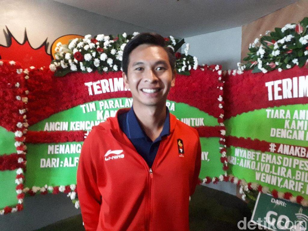 Christopher Rungkat: Jadikan Asian Games Batu Loncatan ke Olimpiade