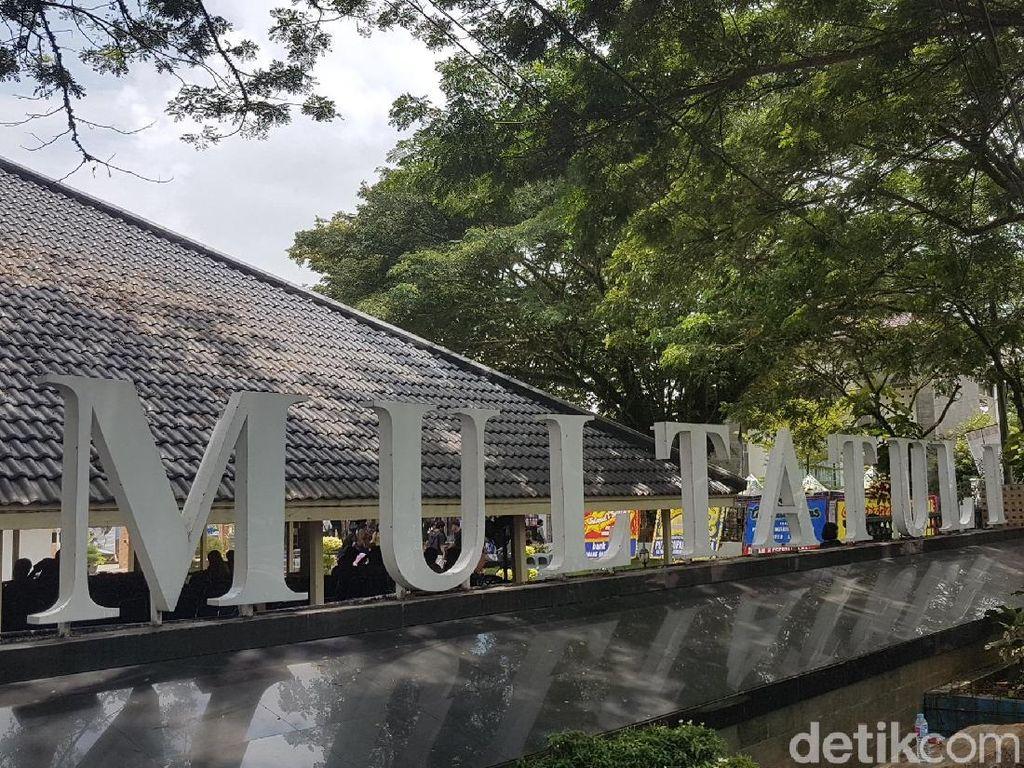 Museum Multatuli di Rangkasbitung Buka Lagi