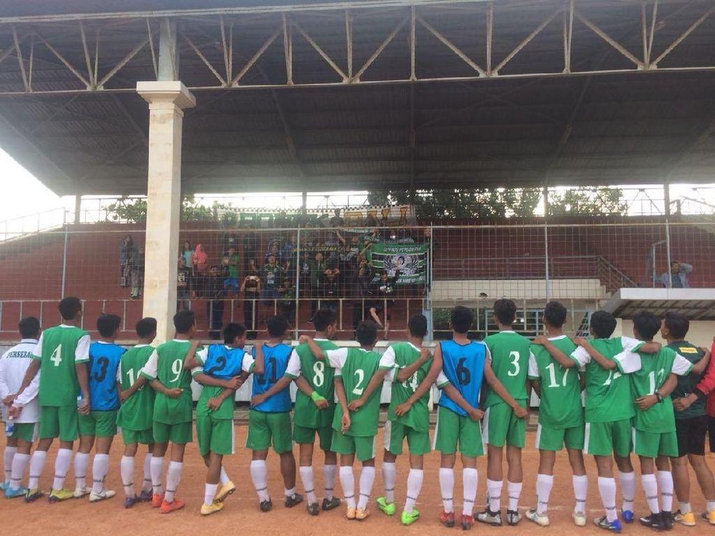 Persebaya U-16 ke Semifinal Seri Nasional Liga Pelajar U-16 Piala Menpora