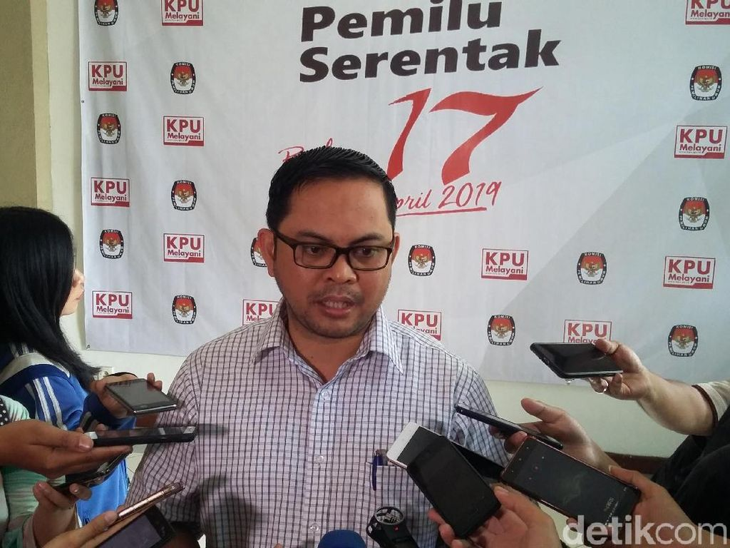 KPU: 3 Kabupaten/Kota Belum Selesai Tetapkan DPT