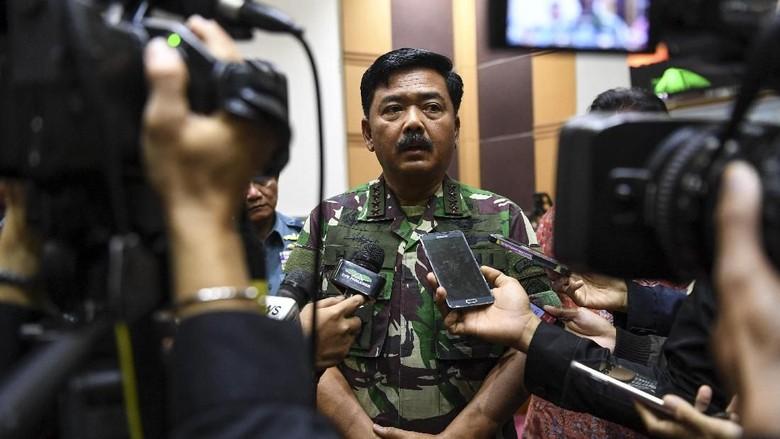 Panglima: Marak Berita Penyesatan Dwi Fungsi TNI Aktif Lagi, Ini Keliru