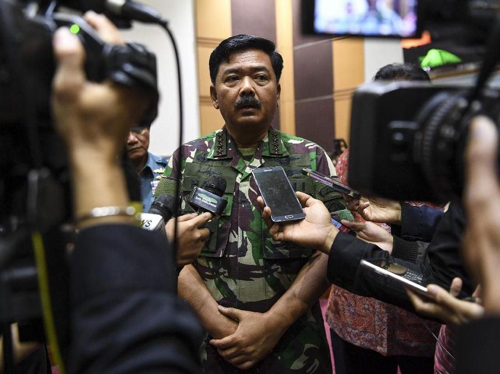 Panglima: Marak Berita Penyesatan Dwifungsi TNI Aktif Lagi, Ini Keliru
