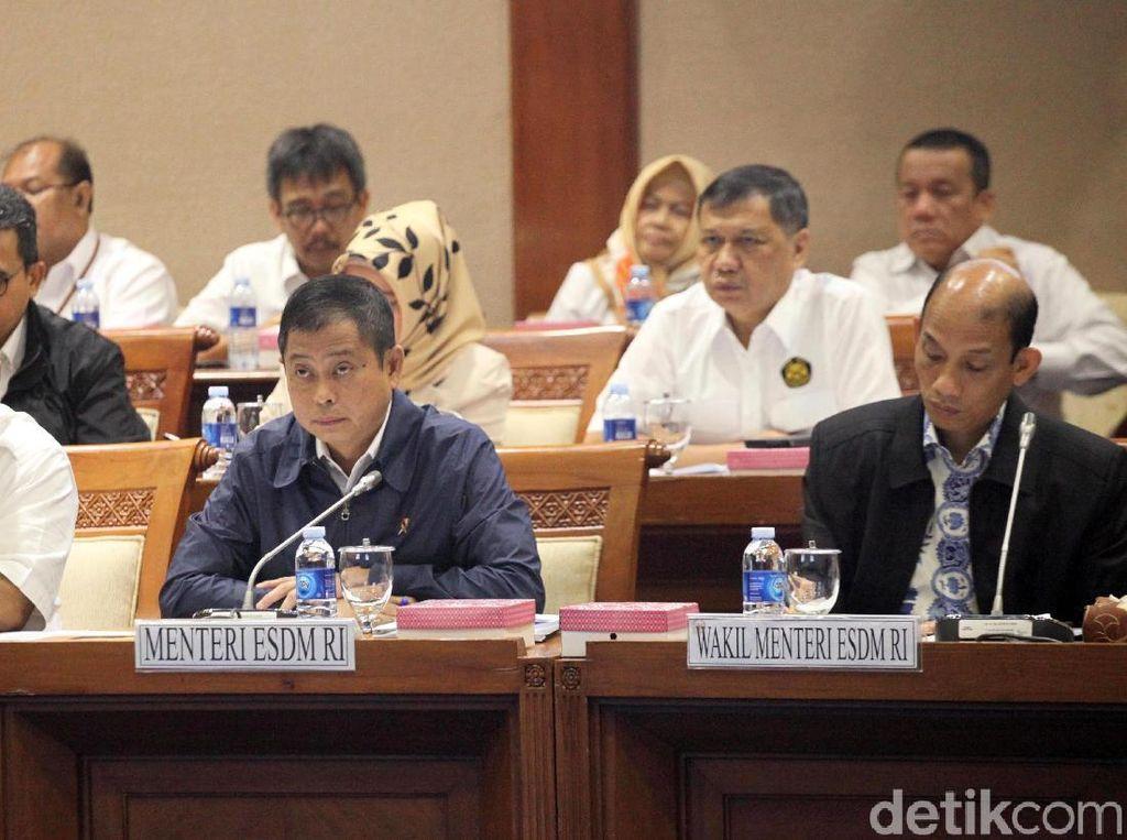 DPR Panggil Jonan Bahas PNBP hingga Penyaluran BBM