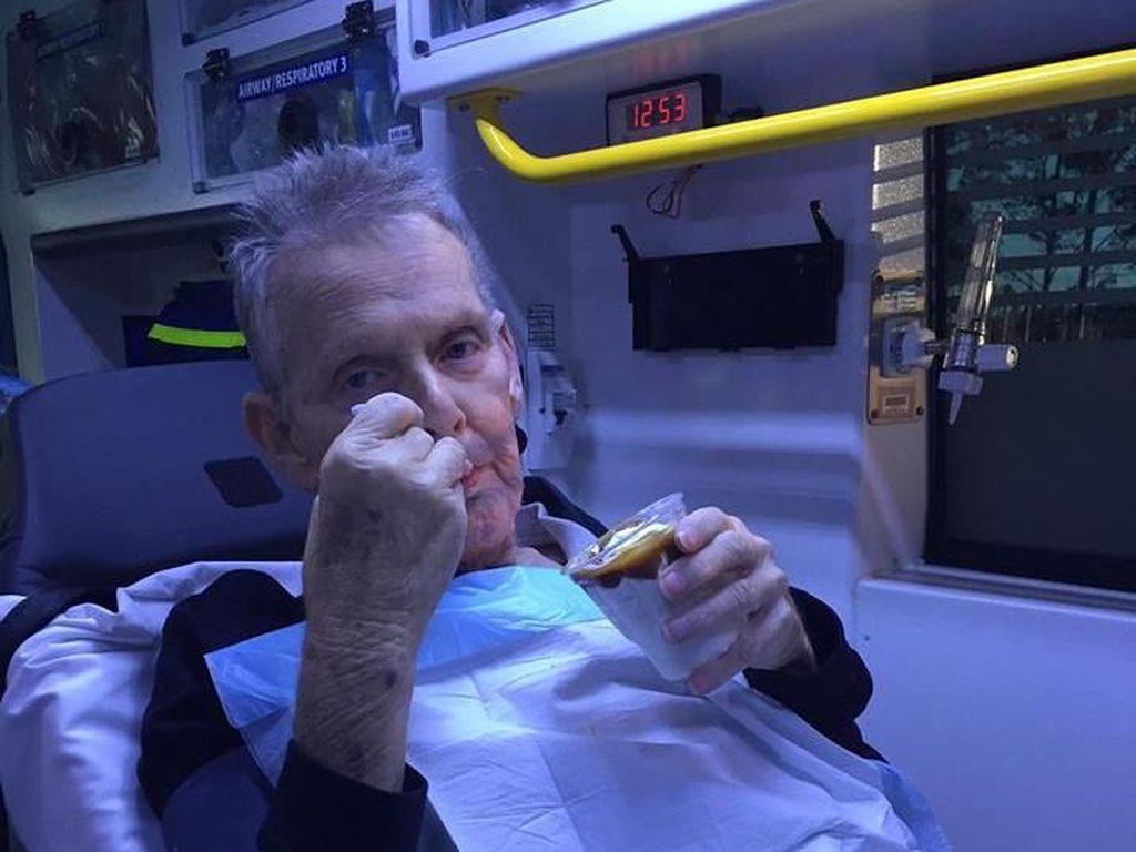 Kisah Paramedis Kabulkan Permintaan Terakhir Pasien, Cuma Pengin Es Krim
