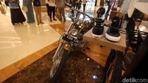 Video: Pemilik Ungkap Cerita Unik di Balik Motor Chopper Jokowi