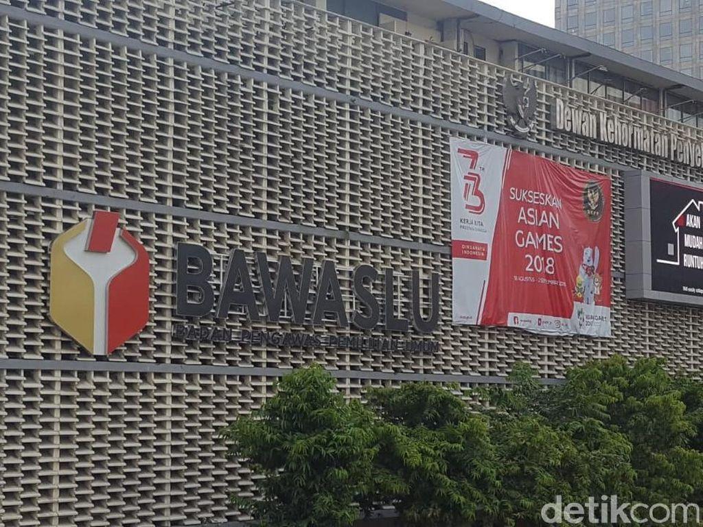 Bawaslu Banten Antisipasi Pengerahan Massa di Waktu Tenang