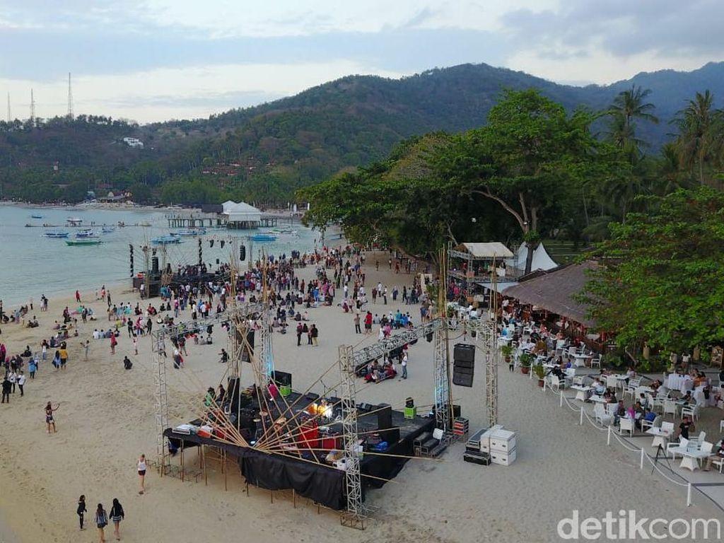 Pasca Gempa, Lombok Barat akan Gelar Festival Senggigi