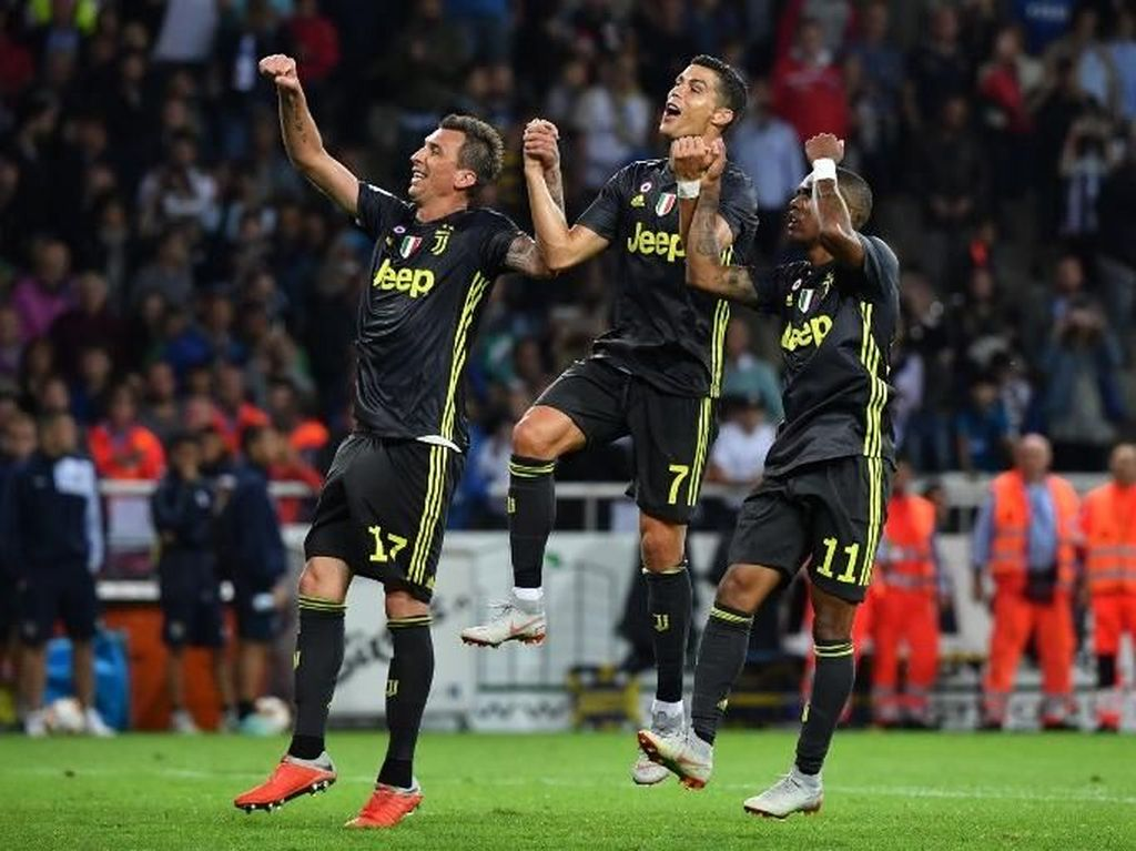 Barzagli: Ini Juventus Terkuat