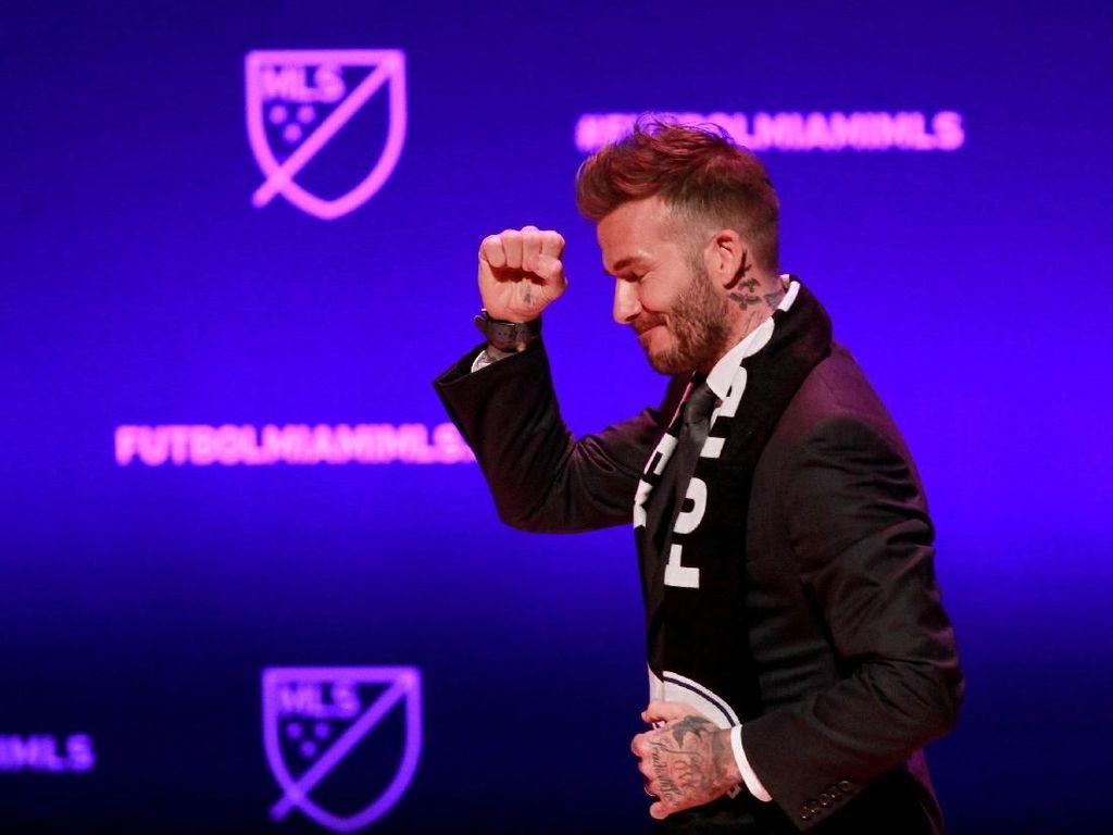 Beckham: Boyong Messi atau Ronaldo ke Miami? Lihat Saja Nanti
