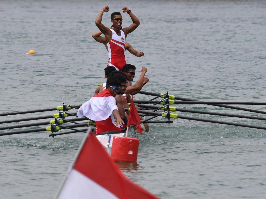 Antisipasi Ombak Besar, Rowing Akan Latihan di Ancol