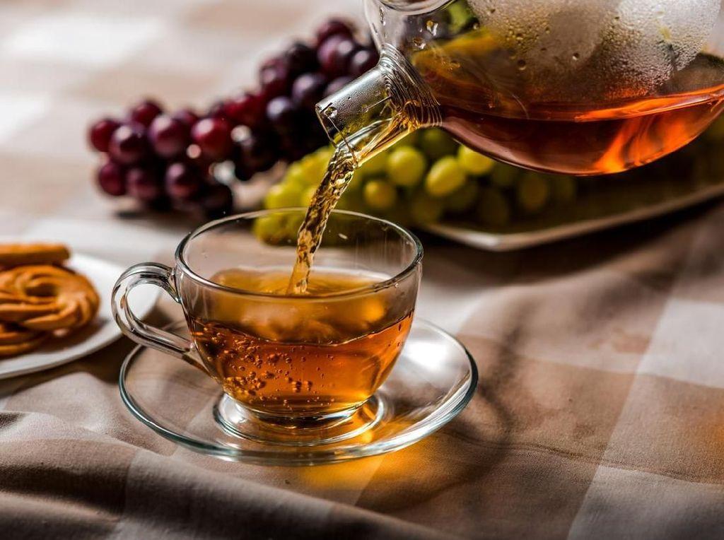 Selain Diminum, Aroma Harum Teh Hitam Juga Bisa Redakan Stres